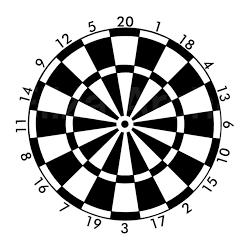DIANA FITA 122 CM
